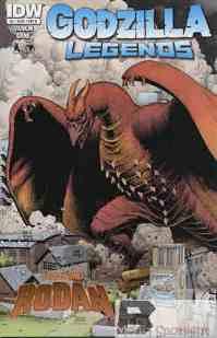 Godzilla Legends #2