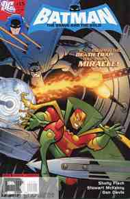BW's Morning Article Link: The Return Of Mister Miracle