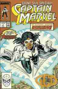 BW Morning Article Link: Monica Rambeau, The Other Female CaptainMarvel