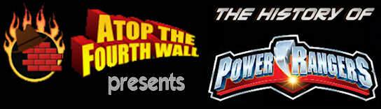 History of Power Rangers 2