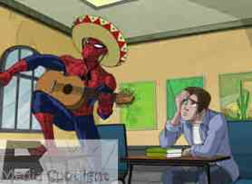 UltSpideyToon Spanish