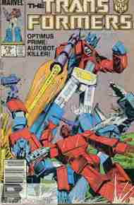 Optimus Prime: The Icon