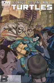 Today's Comic> Teenage Mutant Ninja Turtles#4