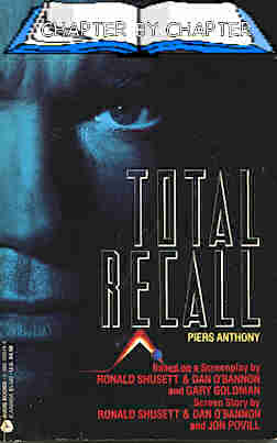 Chapter by Chapter - Total Recall logo