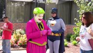 "BW Morning Article Link: The Dark Knight ""Sitcom"""