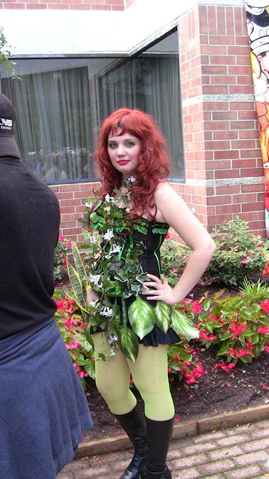 9 - Obligatory Poison Ivy