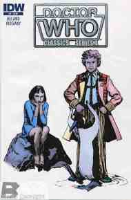 Today's Comic> Doctor Who Classics S4#6