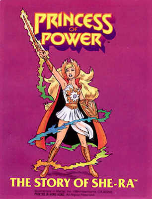 Princess of Power #1