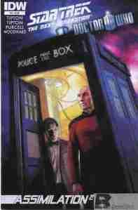 Star Trek TNG - Doctor Who #5