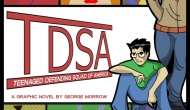 Review Copy: Teenaged Defending Squad ofAmerica