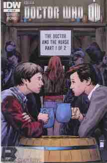 Doctor Who V3 #3