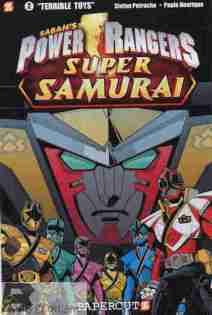 Power Rangers Super Samurai #2