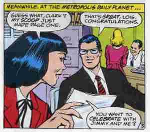 Super Powers Superman Lois