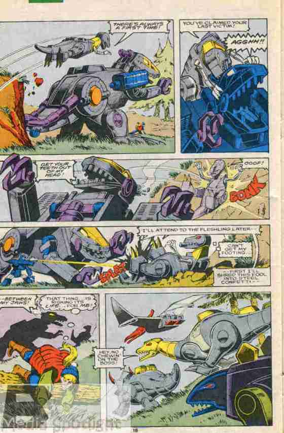 Trypticon as a weird diet.