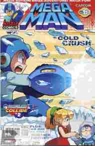 Morning Article Link: Mega Man Of Action
