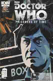 Doctor Who Prisoners of Time #2