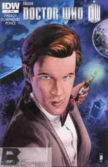 Doctor Who V3 #7