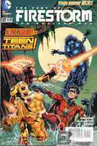 Today's Comic> Fury of Firestorm#17