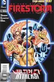 Today's Comic> Fury Of Firestorm#18