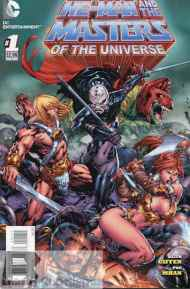 Today's Comic> He-Man & The Masters Of The Universe (series)#1