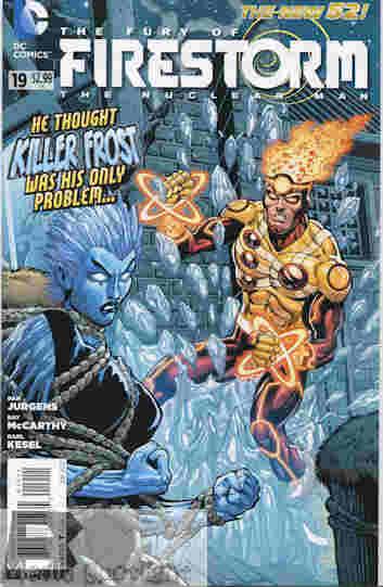 Today's Comic> Fury Of Firestorm #19 | BW Media Spotlight