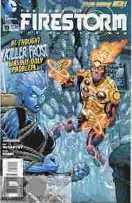 Today's Comic> Fury Of Firestorm#19
