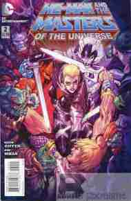 Today's Comic> He-Man & The Masters Of The Universe (series) #2