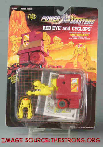 Power Masters Red Eye