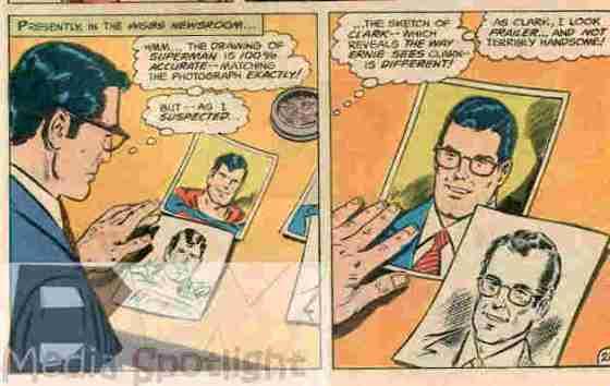 Superman #330 guise