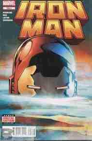 Today's Comic> Iron Man#258.2