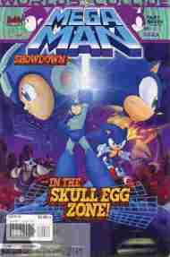 Today's Comic> Mega Man #26 (Mega Man/Sonic crossover part7)