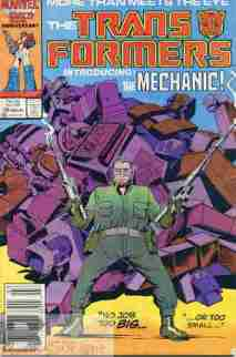 The Transformers #26
