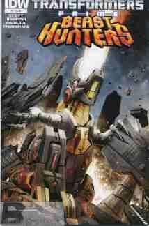 Transformers Beast Hunters #1