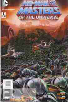 He-Man MOTU series #3