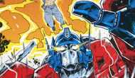 BW's Christmas Videothon: Linkara Reviews A Transformers Christmas Comic