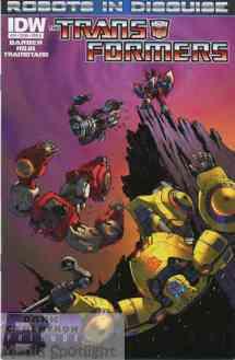 Transformers RID #18