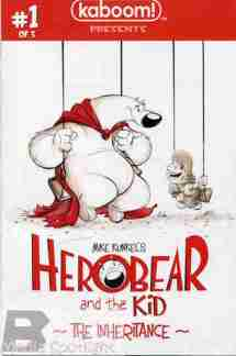 I think Herobear could take Hobbs in a fight. Don't tell the Comic Strip Critic I said so.