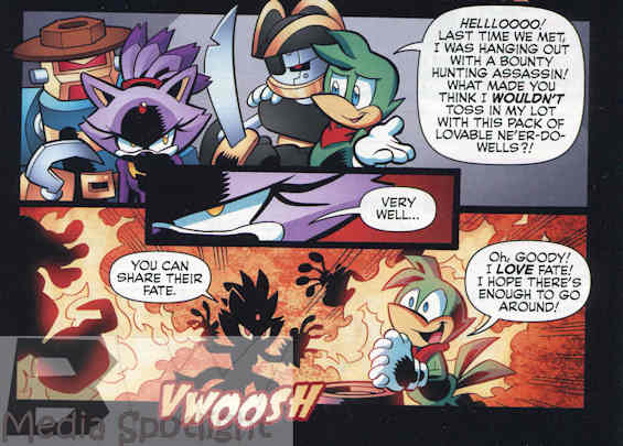 Sonic Universe Issue #55 - Comics Online - YouTube