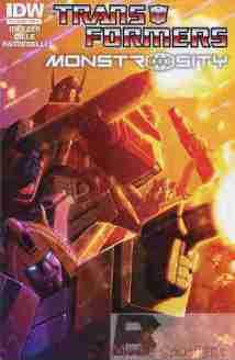 Transformers Monstrosity #3