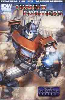 Transformers RID #19