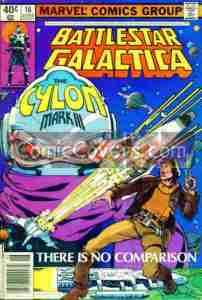 Battlestar Galactica #16 (Marvel)