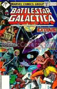 Battlestar Galactica #2 (Marvel)