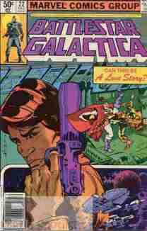 Battlestar Galactica #22