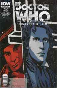 Today's Comic> Doctor Who: Prisoners Of Time#8
