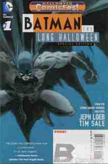 Batman Long Halloween Comicfest