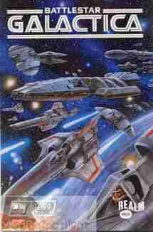 Battlestar Galactica #1 (Realm)