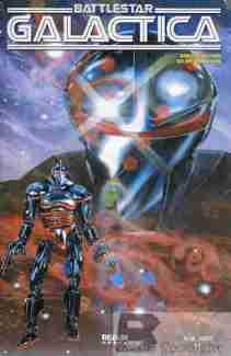 Battlestar Galactica Centurion Prime