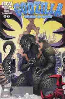 Godzilla Rulers of Earth #4