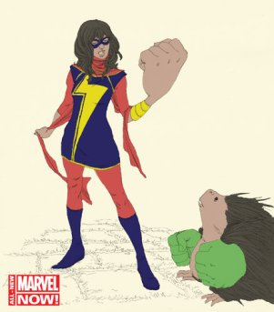 New Ms Marvel