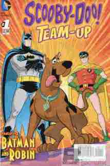 Scooby-Doo Team-Up #1